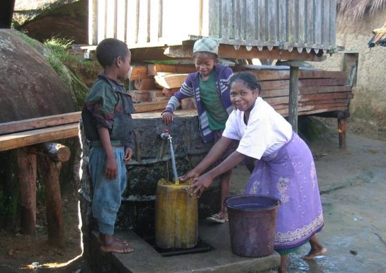Qu'est-ce qui révolutionne la vie des femmes de Tanambao ?