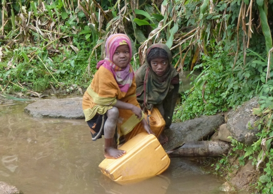 Et si on évitait que des enfants meurent à cause de l'eau ?